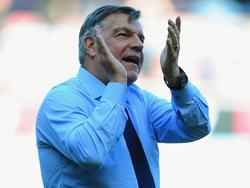 Sam Allardyce wird wohl neuer englischer Nationaltrainer