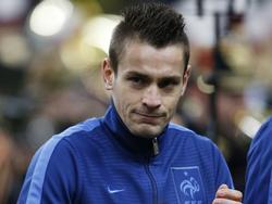 Mathieu Debuchy is klaar voor de interland tussen Frankrijk en Oekraïne. De winnaar van het tweeluik kwalificeert zich voor het WK in Brazilië. (19-11-2013)