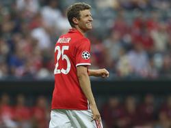 Thomas Müller kehrt bald auf den Platz zurück