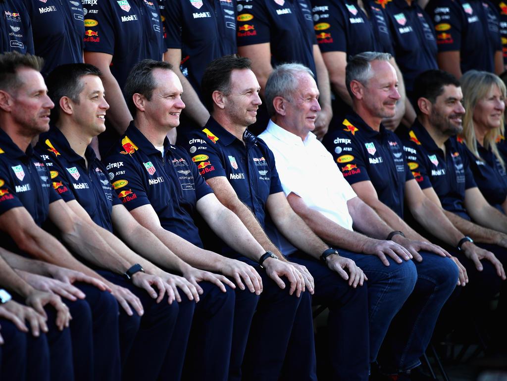 Helmut Marko glaubt nicht an den F1-Titel für Red Bull