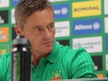 Rapids Athletik-Coach Toni Beretzki