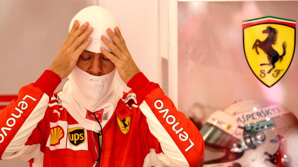 Vettel wird noch zulegen müssen, will er eine Chance auf die Pole haben