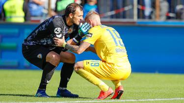 Die Eintracht aus Braunschweig übernimmt die Rote Laterne in Liga drei