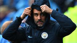 Pep Guardiola dementiert die Gerüchte um Kylian Mbappé