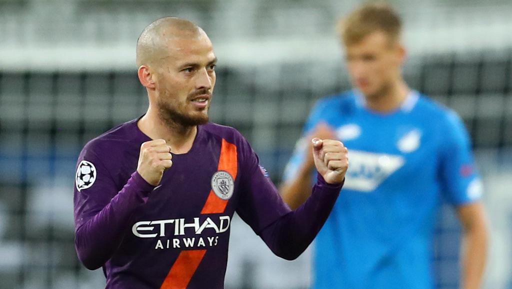 Silva anotó uno de los tantos del conjunto inglés. (Foto: Getty)