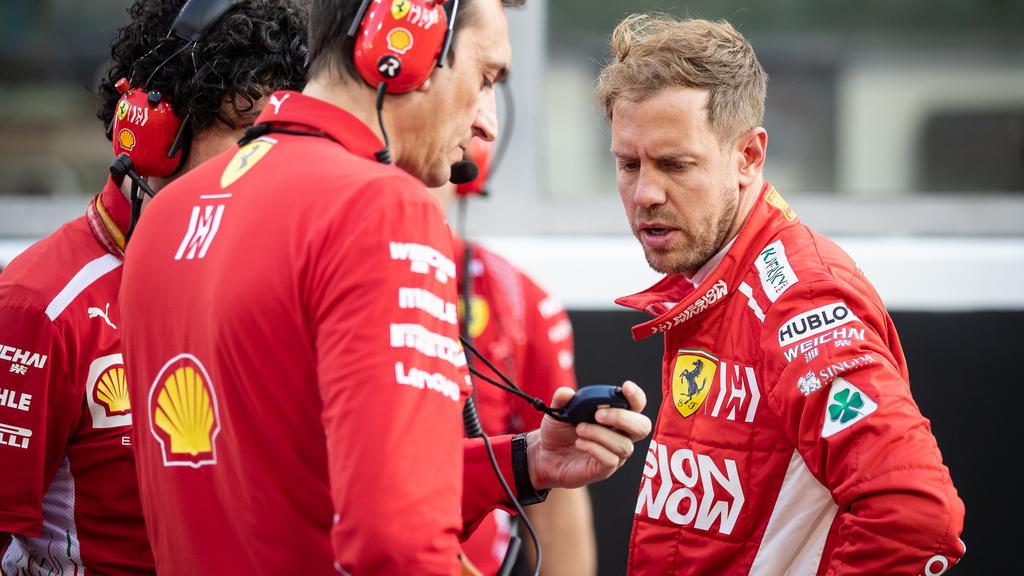 Sebastian Vettel will 2019 nicht schon wieder nur Zweiter werden