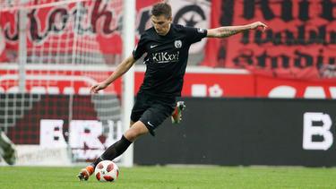 Nick Proschwitz und der SV Meppen gewannen in Jena