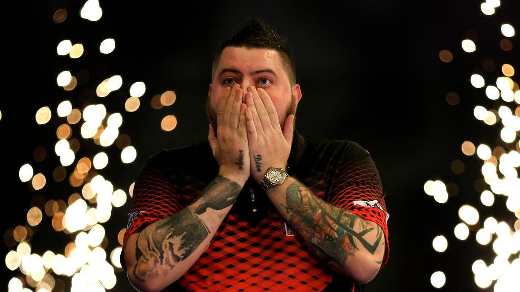 Smith will gern als amtierender Darts-Weltmeister heiraten