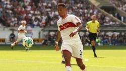 Dennis Aogo möchte mit dem VfB Stuttgart in der Rückrunde überzeugen