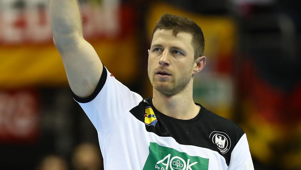Martin Strobel hat sich bei der WM am Knie verletzt