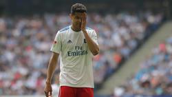 Douglas Santos wechselte im Sommer vom HSV zu Zenit St. Petersburg
