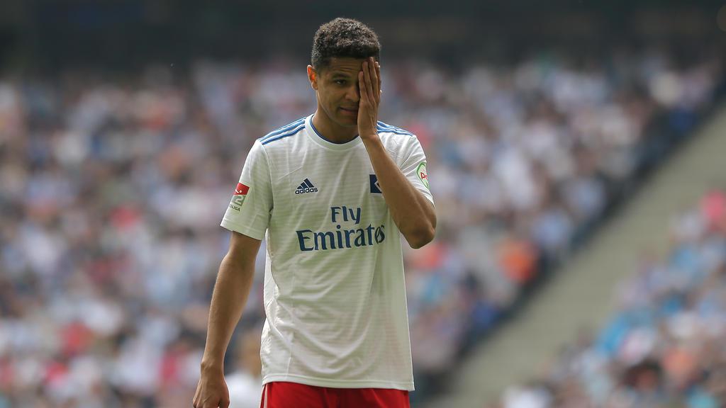 Douglas Santos spielt seit 2016 beim HSV