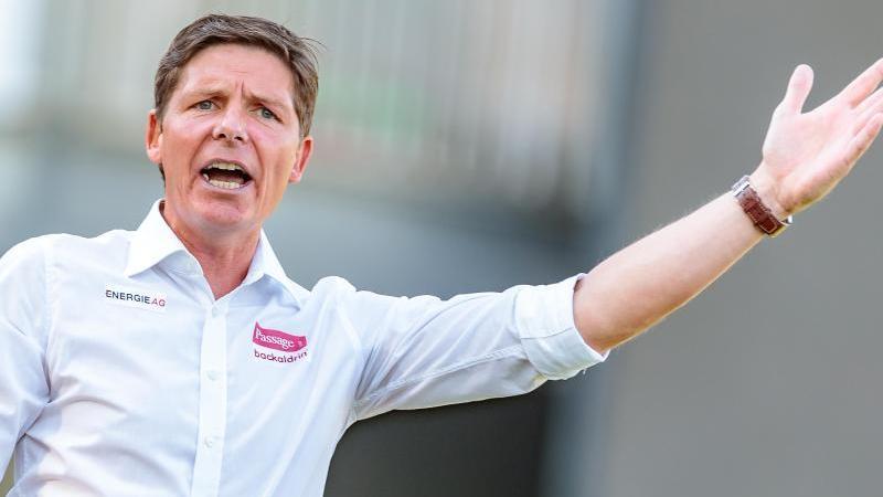 Oliver Glasner ist neuer Trainer des VfL Wolfsburg