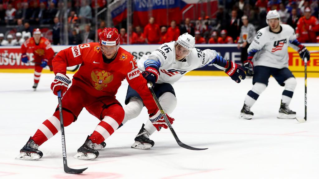 Russland steht in der Runde der letzten Vier