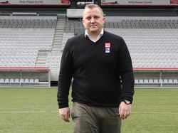 Wacker Innsbruck und Trainer Thomas Grumser bleibt nur die Hoffnung