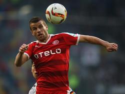 Lukas Schmitz ist für drei Pokalspiele gesperrt worden