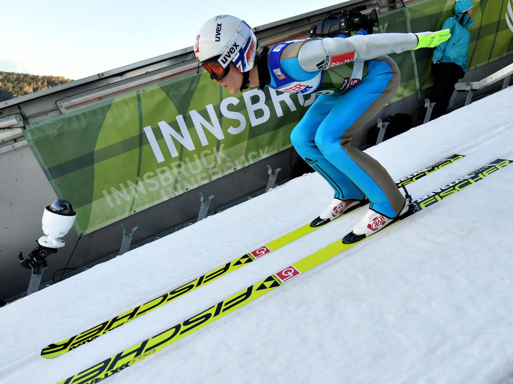 Daniel-Andre Tande hat das Springen am Bergisel gewonnen
