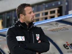 Erfurts Manager Torsten Traub muss gehen