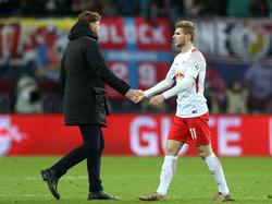 Timo Werners Treffer reichte Leipzig in Freiburg nicht zum Sieg