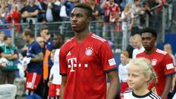 Maxime Awoudja verlässt den FC Bayern Richtung Stuttgart