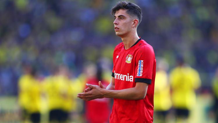 Wechselt Kai Havertz zum BVB - oder doch zum FC Bayern?