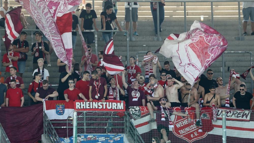 Wehen Wiesbaden zahlt die Auswärtskarten für seine Fans