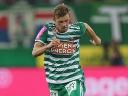 Max Ullmann könnte sein Debüt das ÖFB-Team geben