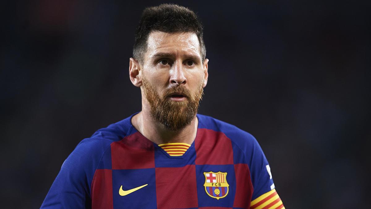 Lionel Messi dachte über einen Abschied aus Spanien nach