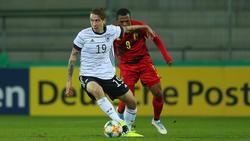 Die deutsche U21 verlor am Sonntag in Freiburg mit 2:3