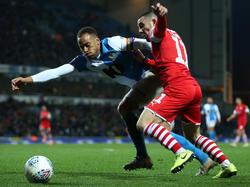 Barnsley verliert in Blackburn