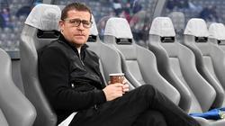 Gladbach-Manager Max Eberl leistete sich gegen Hertha BSC einen Ausraster