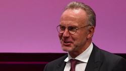FC-Bayern-Vorstandsboss Karl-Heinz Rummenigge lobt RB Leipzig