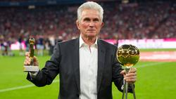 Trainer-Legende Jupp Heynckes hofft einen Sieg des FC Bayern