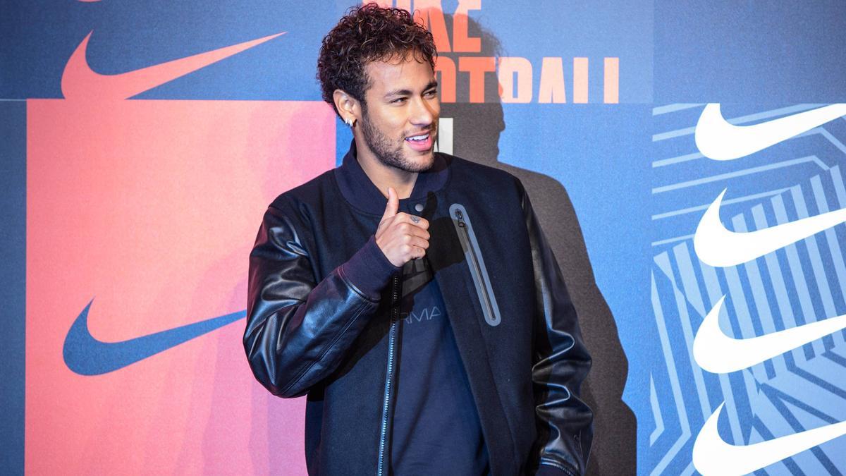 Geldstrafe für Neymar fürs Erste ausgesetzt