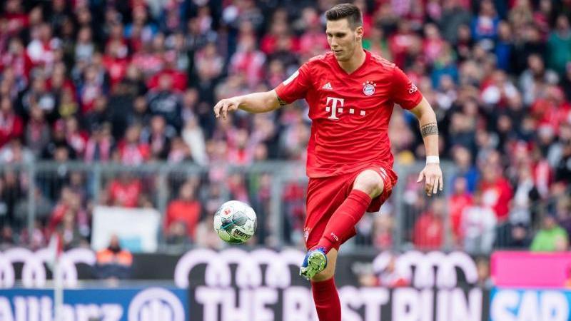 Hofft auf einen Einsatz in der Champions League: Bayern Münchens Niklas Süle