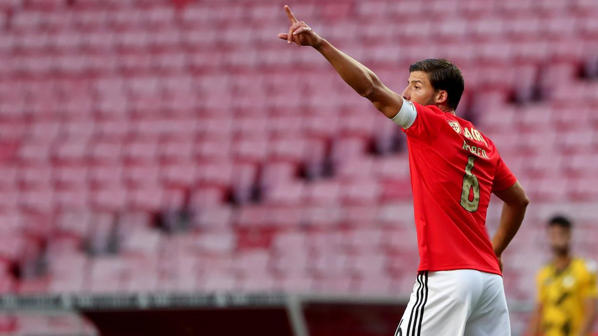 Der portugiesische Nationalspieler Rúben Dias  wechselt von Benfica Lissabon zu Machester City