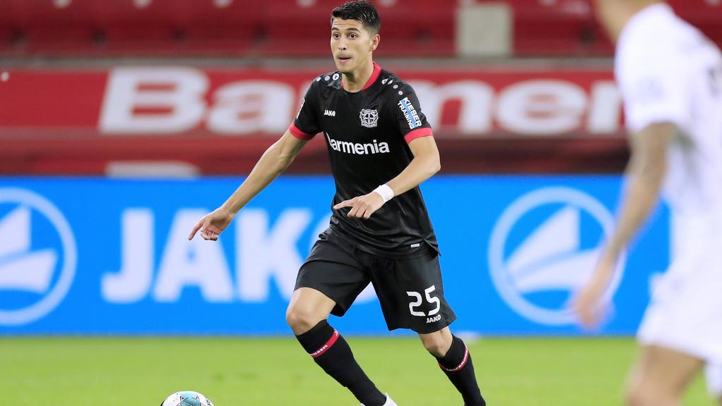 Exequiel Palacios steht Bayer Leverkusen wieder zur Verfügung