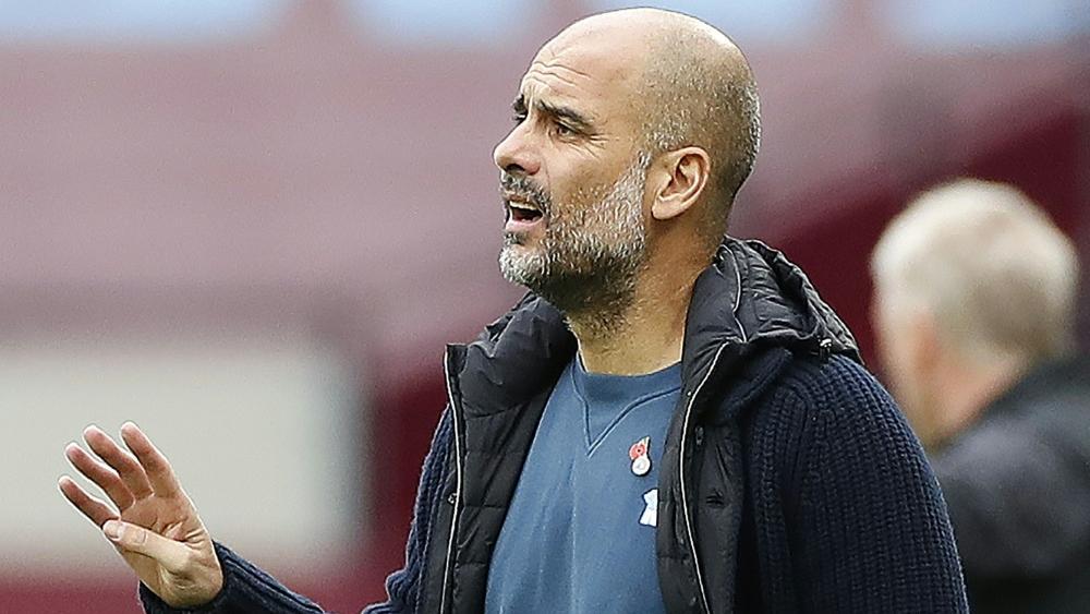 Guardiola sieht seine Zukunft weiter bei ManCity