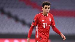 Jamal Musiala überzeugt beim FC Bayern München