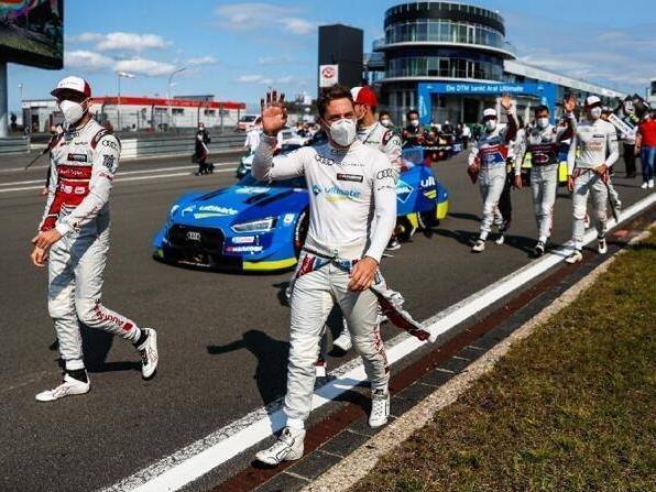 Frijns ist einer von drei DTM-Piloten, die nicht im Audi-Fahrerkader 2021 auftauchen