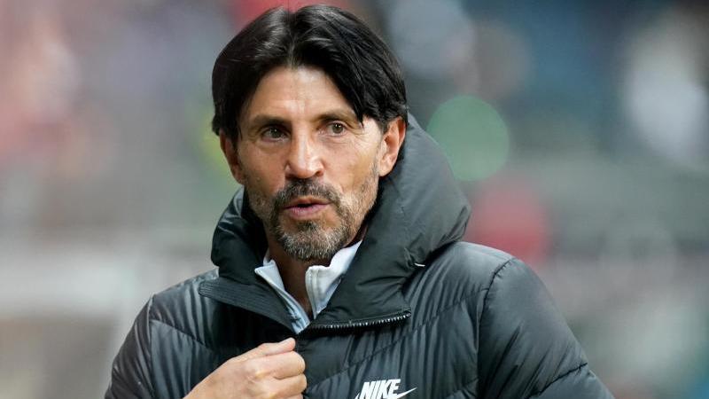Hört als Sportdirektor bei Eintracht Frankfurt auf:Bruno Hübner