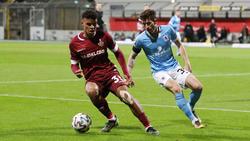 Dynamo Dresden musste im Aufstiegskampf einen herben Rückschlag hinnehmen