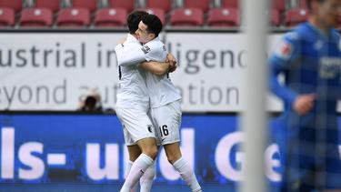 Der FC Augsburg holte drei Punkte gegen Hoffenheim