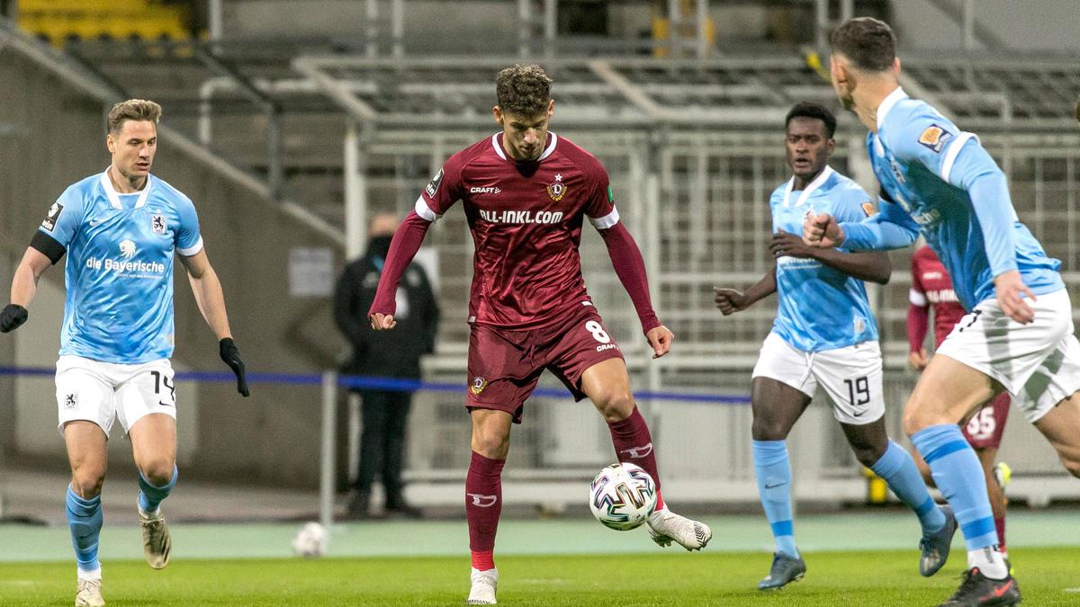 Dynamo Dresden und 1860 München hoffen auf den Aufstieg