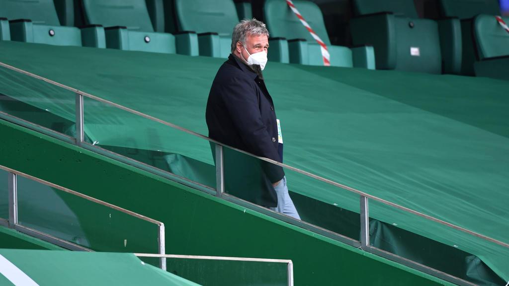 Marco Bode verteidigt den Bremer Trainerwechsel
