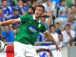 Andraž Šporar wechselt von Olimpija Ljubljana zum FC Basel