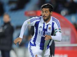 Carlos Vela wurde vom Training suspendiert