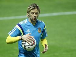 Anatoliy Tymoshchuk beendet seine aktive Karriere