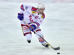 Mark Olver - Kloten Flyers