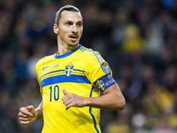 Superstar Ibrahimović soll das schwedische Nationalteam erfolgreich durch die EM-Playoffs führen
